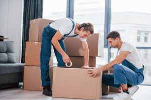 Residential movers in Delray Beach.