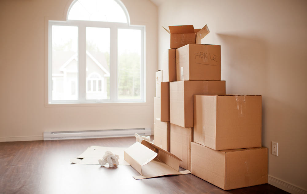 The right moving boxes can protect your possessions.