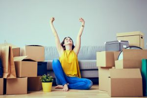 Learn how to declutter your home for the big move.