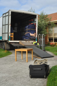 Moving Large Furniture