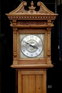 Moving a Grandfather Clock